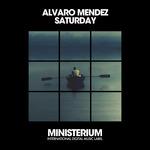 ALVARO MENDEZ - Saturday (Front Cover)
