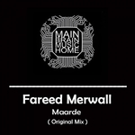 FAREED MERWALL - Maarde (Front Cover)