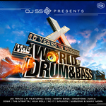 DJ SS Presents: The World Of Drum & Bass (10 Years In Moscow) (unmixed tracks)