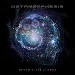 METAMORPHOSIS - Rhythm Of The Universe (Front Cover)