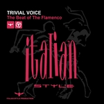 TRIVIAL VOICE - The Beat Of The Flamenco (Front Cover)