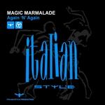 MAGIC MARMALADE - Again 'N' Again (Front Cover)