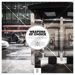 VARIOUS - Weapons Of Choice: True House Music #2 (Front Cover)