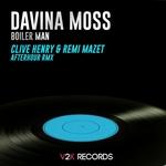 DAVINA MOSS - Boiler Man (Front Cover)