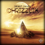 CHRIZZLIX - Desert Dance (Front Cover)
