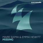 MARK SIXMA & EMMA HEWITT - Missing (Front Cover)