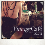 VARIOUS - Vintage Cafe - Lounge & Jazz Blends (Special Selection) Part 11 (Front Cover)