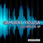 SAMURAI YASUSA - 320 Version (Front Cover)