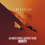 ALEXANDER SPARK & ABSTRACT VISION - Identity (Front Cover)