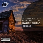 ANDERSON PALACIOS - House Music (Front Cover)