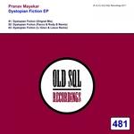 PRANAV MAYEKAR - Dystopian Fiction EP (Front Cover)