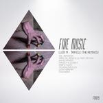 LUCA M - Trificile (The Remixes) (Front Cover)