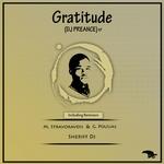 DJ PREANCE - Gratitude EP (Front Cover)