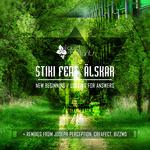 STIKI feat ALSKAR - New Beginning (Front Cover)