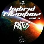 RATUS - Hybrid Rezistanz 09 (Front Cover)