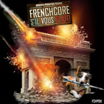 RADIUM/MC NO-ID/DIGITAL VIOLENCE/DEATHROAR/CRYPTON/KAALI/KETANOISE/SIMON FORCE/DARK MATTERS - Frenchcore S'il Vous Plait Records 011 (Back Cover)