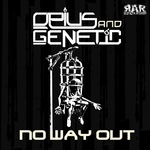 OPIUS & GENETIC - No Way Out (Front Cover)