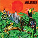 ALEX PUDDU - From The Beginning (Front Cover)
