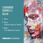 LEONARDO GONNELLI - Moan (Front Cover)