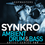 Synkro: Ambient Drum & Bass (Sample Pack WAV/APPLE/LIVE/REASON)