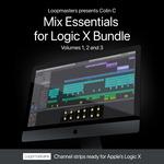 Loopmasters: Mix Essentials For Logic X Bundle (Sample Pack LOGIC)