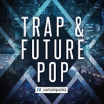 RESONANT VIBES - Trap & Future Pop (Sample Pack WAV/APPLE/LIVE/REASON) (Front Cover)