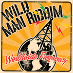 WILD MAN RIDDIM - Worldwide Frequency (Front Cover)