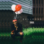 CITOONTHEBEAT - Balloons (Explicit) (Front Cover)