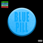 METRO BOOMIN feat TRAVIS SCOTT - Blue Pill (Front Cover)
