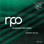 RICK PIER O'NEIL - Garbage Records History Vol 2 (Front Cover)