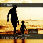 MASEDONICO - The Director Of My Life (Front Cover)