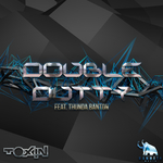 TOXIN - Double Dutty (Front Cover)