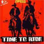 OPIUS - Time To Ride (Front Cover)