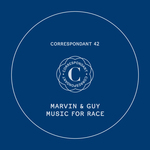 MARVIN & GUY - Music For Race (Front Cover)