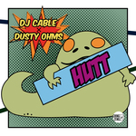 DJ CABLE/DUSTY OHMS - Hutt (Front Cover)
