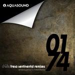 CHKLTE - Fresa Sentimental Remixes (Front Cover)