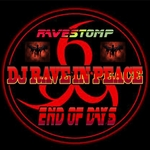 DJ RAVE IN PEACE - End Of Days (Front Cover)