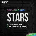 STEVEN CARS - Stars (Front Cover)