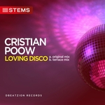 CRISTIAN POOW - Loving Disco (Front Cover)