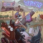 BIGSAMMYZ - Boomstick (Front Cover)