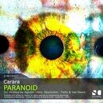 CARARA - Paranoid (Front Cover)