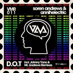 SOREN ANDREWS & ANNIHELECTRIC - D.O.T (The Remixes) (Front Cover)