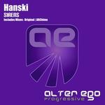 HANSKI - Sirens (Front Cover)
