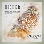 JULOBOY feat CASSIE WYLDE - Higher (Front Cover)