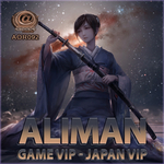 ALIMAN - Game VIP/Japan VIP (Front Cover)