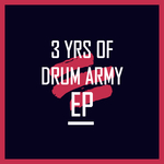 SIMSTAH/SPECIAL VICTIMS - 3 YRS Of DRUM ARMY (Front Cover)