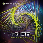 ARHETIP - Hypnotic Daze (Front Cover)