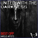 VARIOUS - United With The Darkness Best Off (Front Cover)