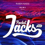RUBEN NAESS - All In 1 (Front Cover)