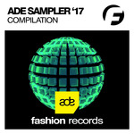 VARIOUS - ADE Sampler '17 (Front Cover)